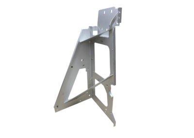 Assemblage en tôle Aluminium pour l'industrie