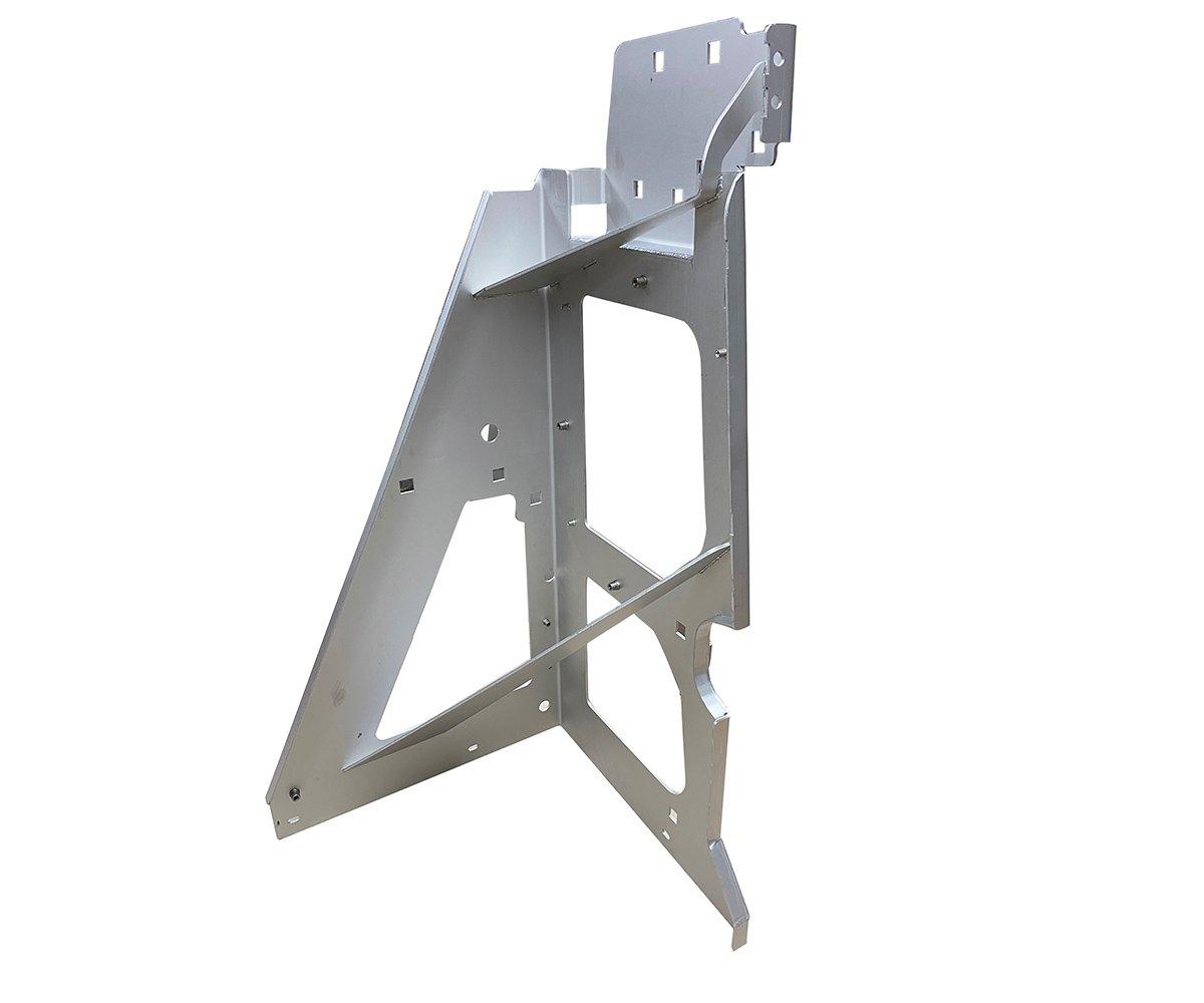 Assemblage en tôle Aluminium