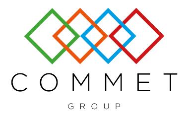 logo groupe COMMET